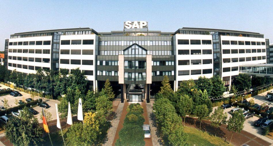 SAP-Zentrale in Walldorf: Wieder Ärger mit Oracle