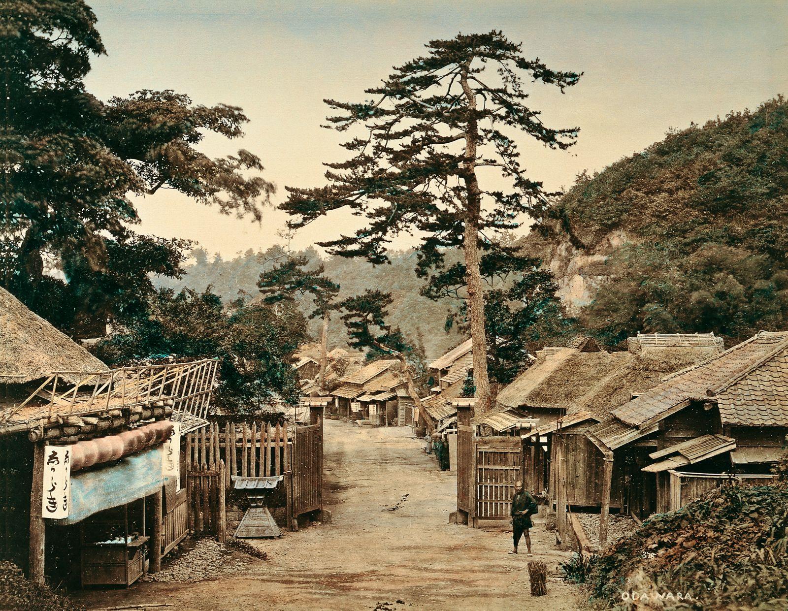 Historische Reisebilder/ Odawara
