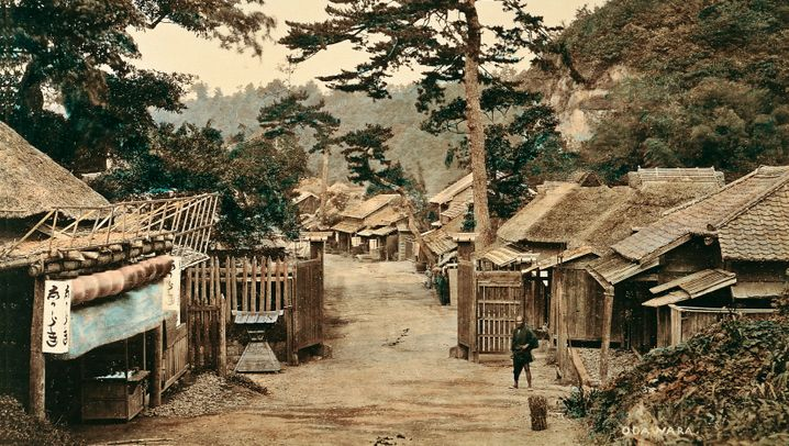 Historische Reisefotografie