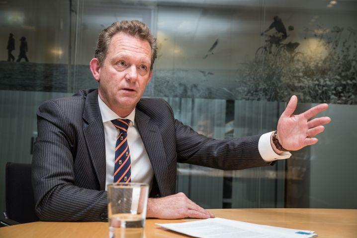 """Chefermittler Westerbeke: """"Wir brauchen Beweise"""""""