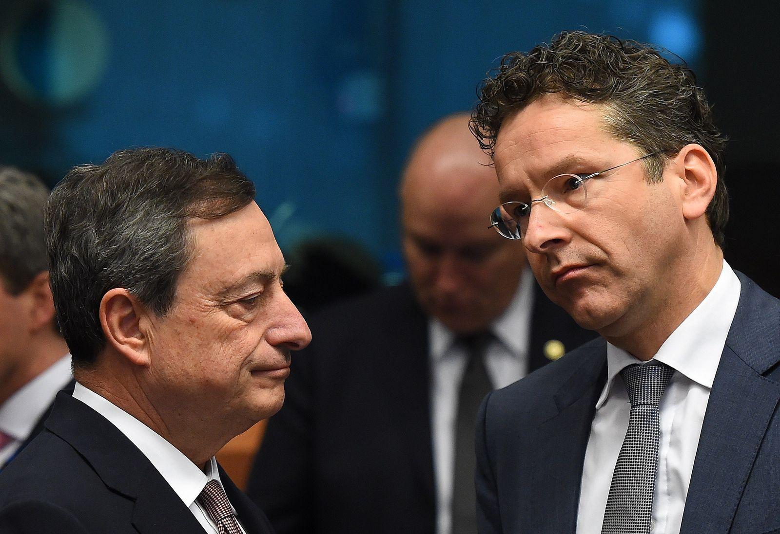 Eurogruppe Griechenland