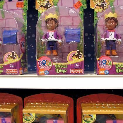 Mattel-Spielzeug: Millionenfacher Rückruf im Jahr 2007