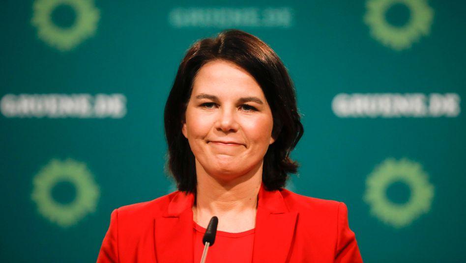 Kanzlerkandidatin Baerbock: »Ich bin Völkerrechtlerin«