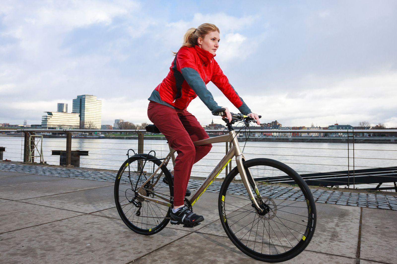 EINMALIGE VERWENDUNG Jedes Gramm zählt - Mit Sicherheit Gewicht am Fahrrad sparen