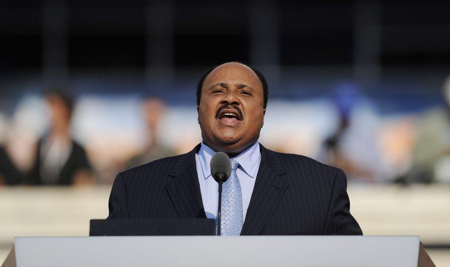 Rechtsstreit Um Das Copyright Von Martin Luther Kings Rede