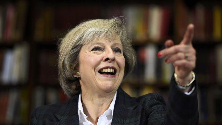 Cameron-Nachfolge: Diese Tories trauen sich