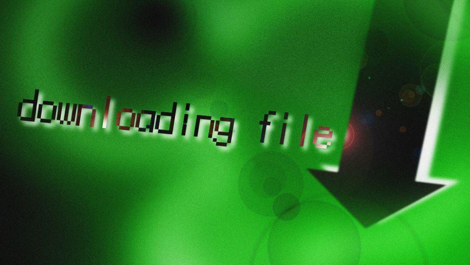 File-Download (Symbolbild): Eltern müssen die Kinder nicht pro forma aufklären
