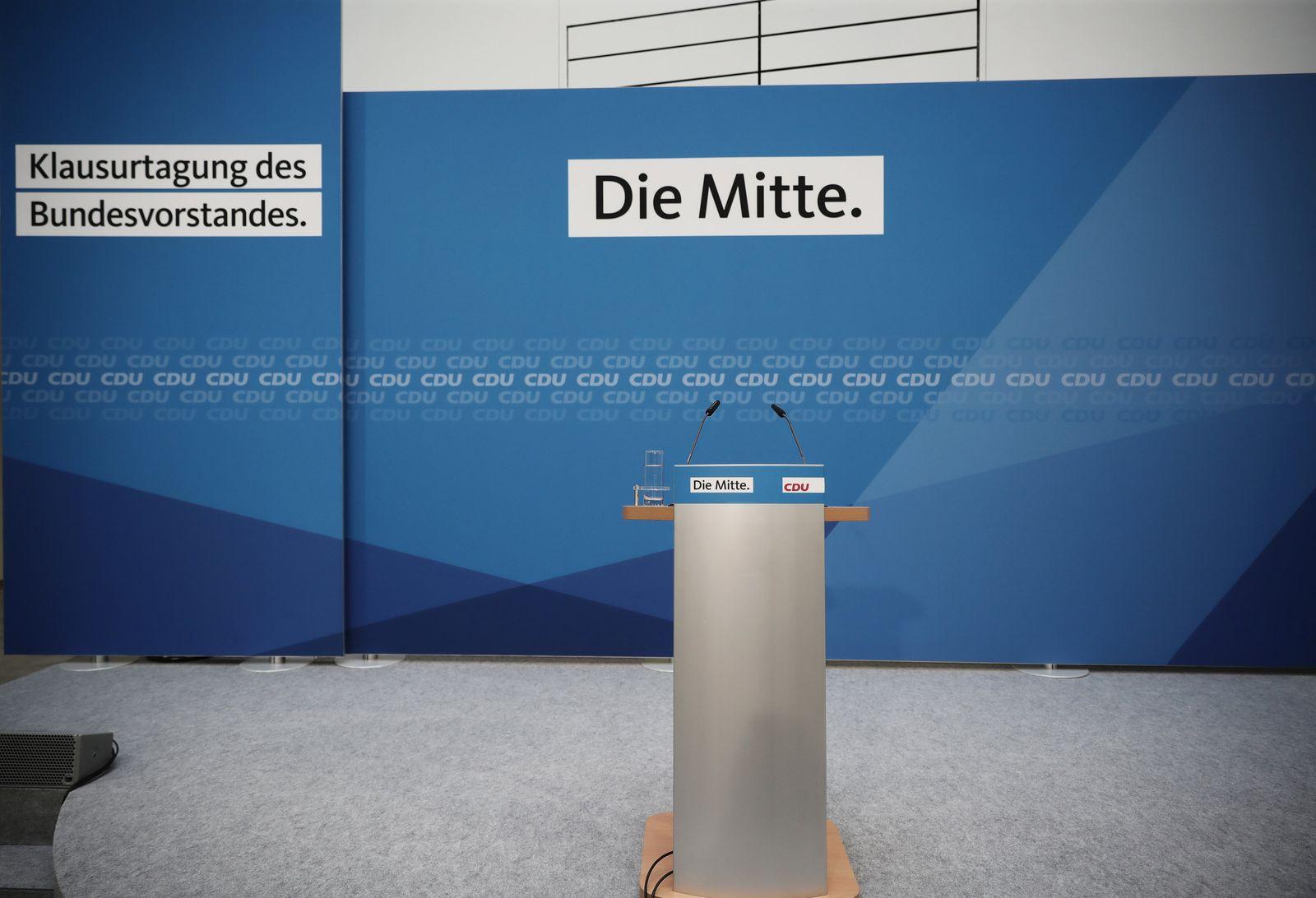 Nahles tritt zurück - Statement Kramp-Karrenbauer