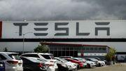 Polizei prüft Einhaltung von Corona-Auflagen in Tesla-Fabrik