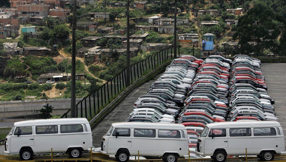 VW-Werk in Sao Bernardo do Campo (Archiv)