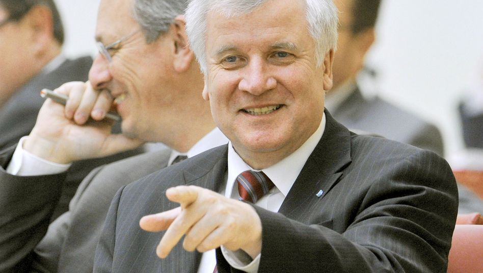 Zufrieden: Bundesinnenminister Horst Seehofer
