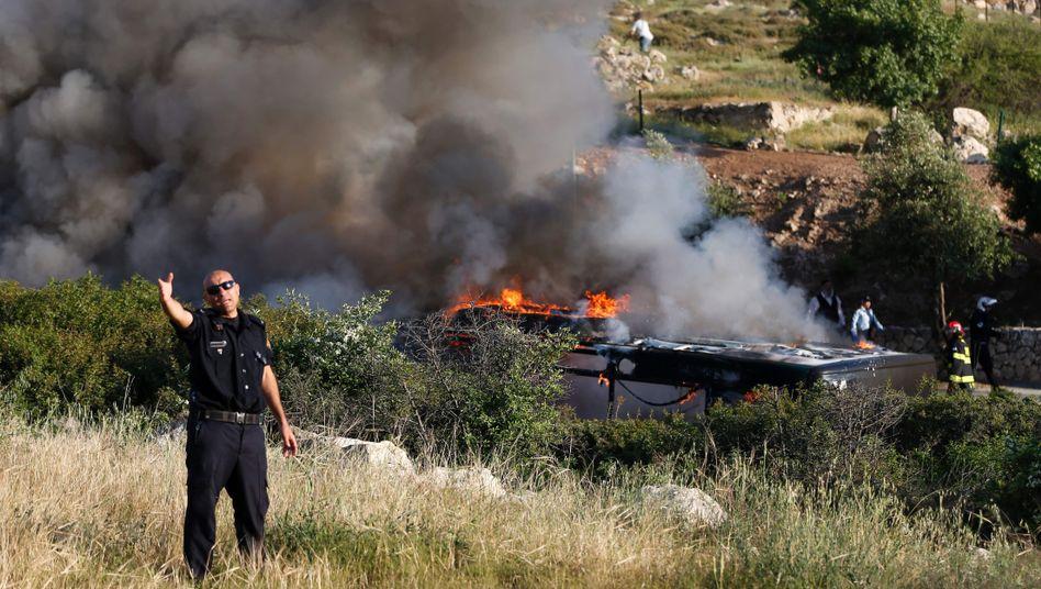 Israel: Viele Verletztebei Bombenexplosion in Jerusalem