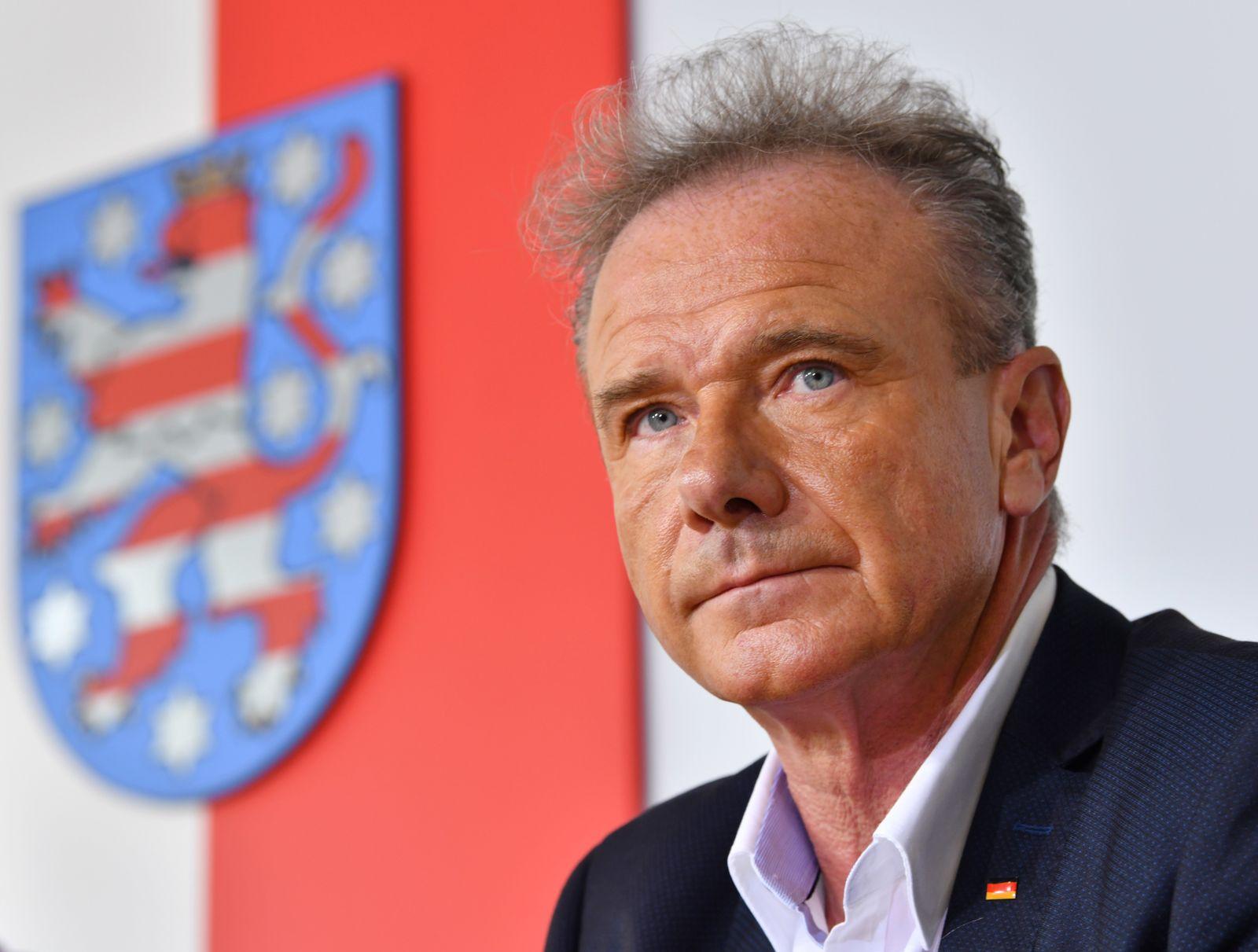 Thüringer CDU-Landtagsabgeordneten Michael Heym