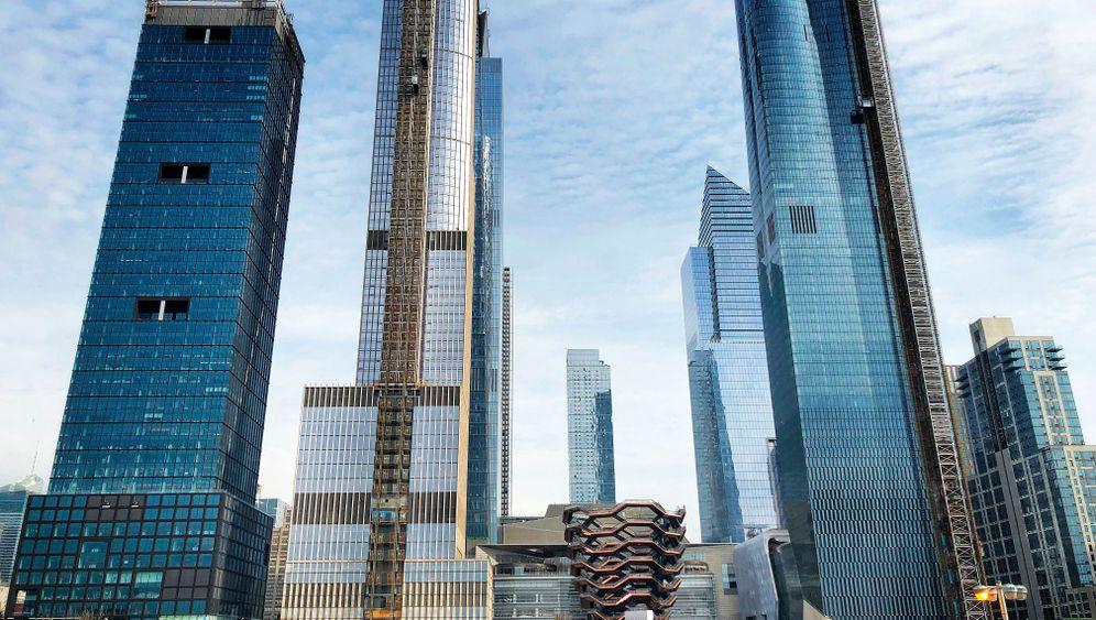 New Yorker Megaprojekt Hudson Yards: Trutzburg für die Reichen