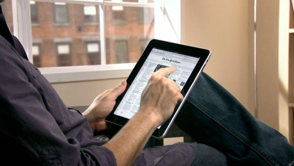 Apple-Video: Die Funktionen des iPad
