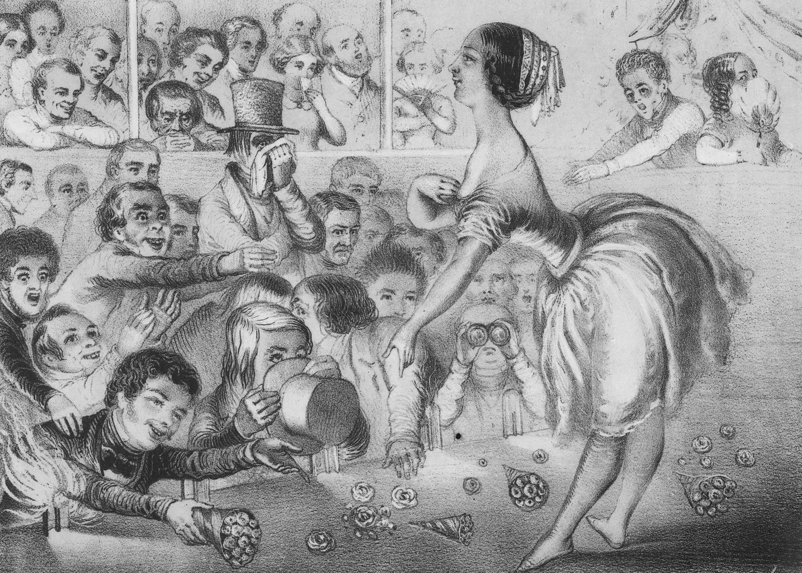 Lola Montez (1818 - 1862)