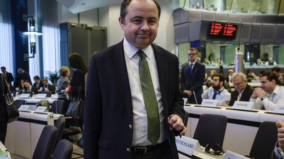Europaminister Szymanski