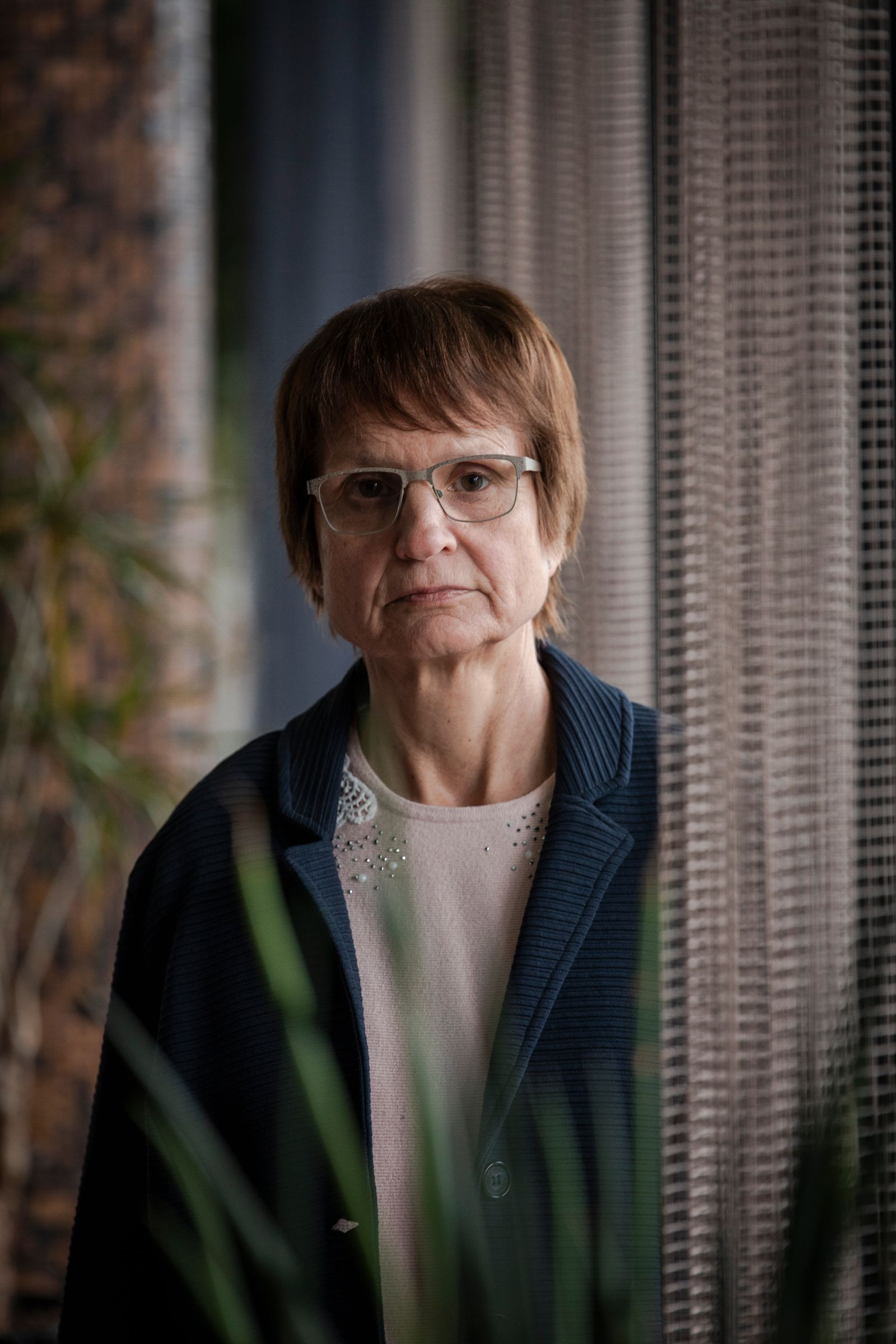 """Esther Müller, aus der dokumentarischen Serie """"COLONIA DIGNID"""
