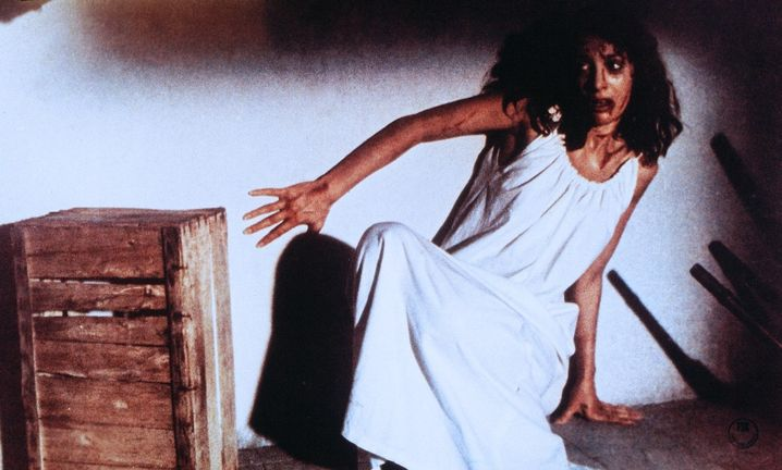 "Szenenbild aus dem Original ""Suspiria"" von 1977"
