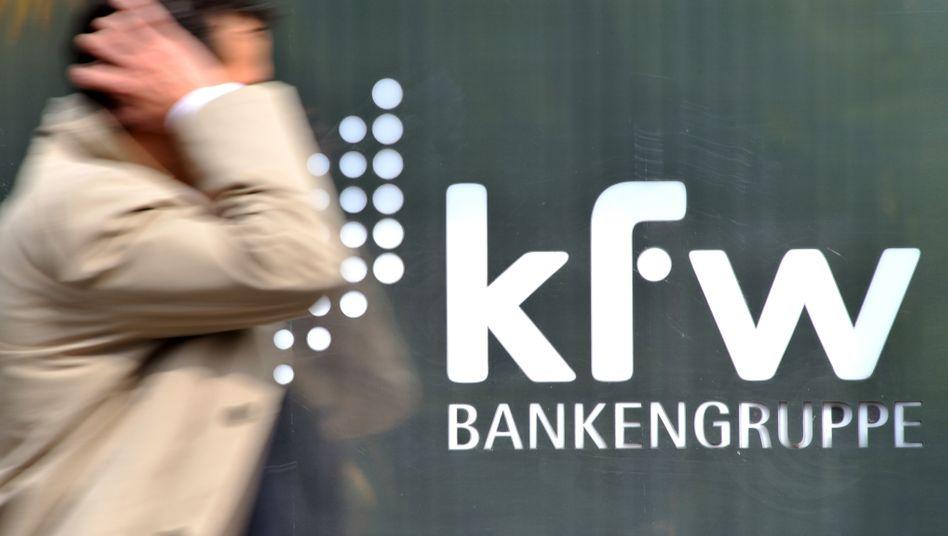 KfW-Zentrale in Frankfurt am Main: Bestehende Programme erweitert