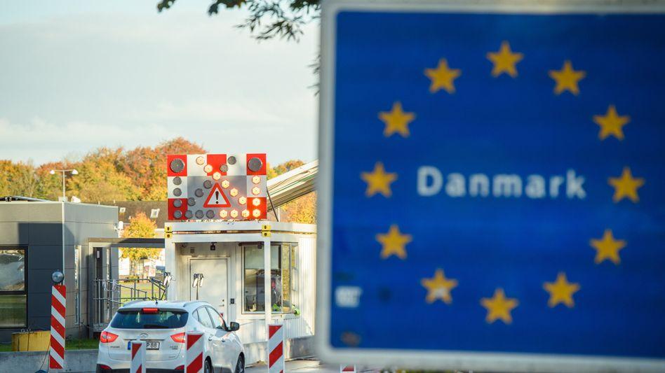 Grenze zu Dänemark (Symbolbild)