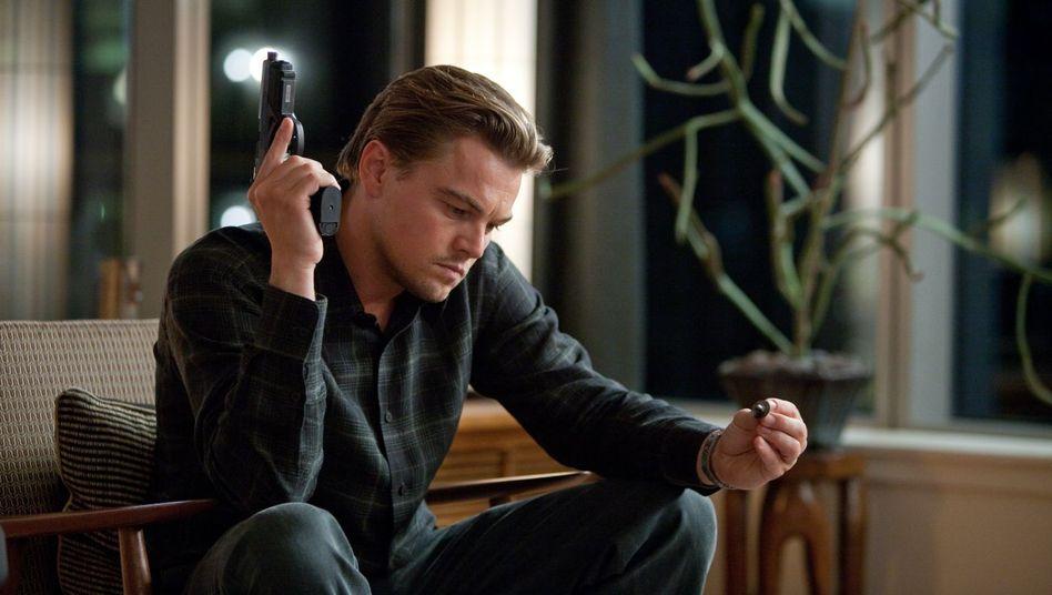 "Szene aus ""Inception"": Leonardo DiCaprio in Christopher Nolans neuem Film"
