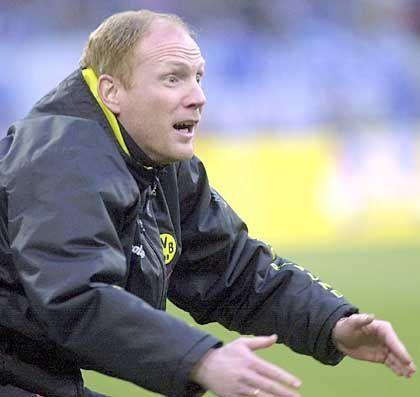 """BVB-Coach Sammer: """"Er ist diese Saison für mich wie ein Magico - ein großer Zauberer"""""""