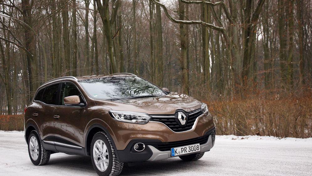 Renault Kadjar: Erfolg im zweiten Anlauf
