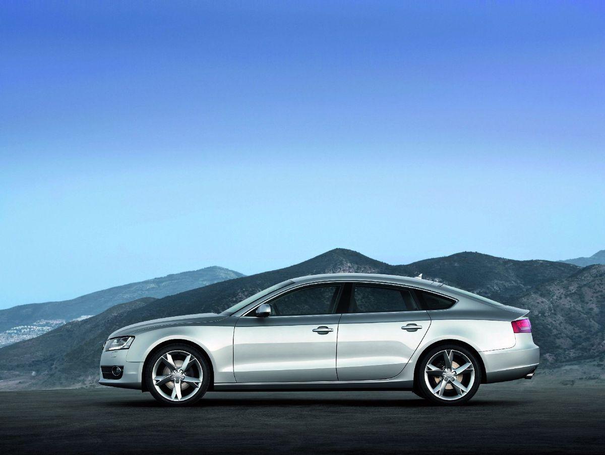 Audi A5 Sportback Ein Hauch Von Kombi Der Spiegel