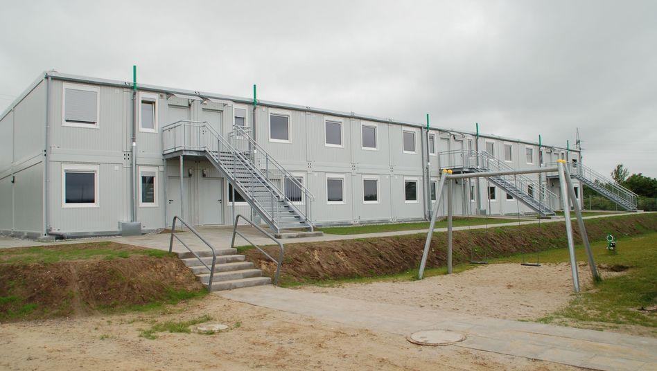 Unterkunft für Flüchtlinge und Studenten in Lüneburg