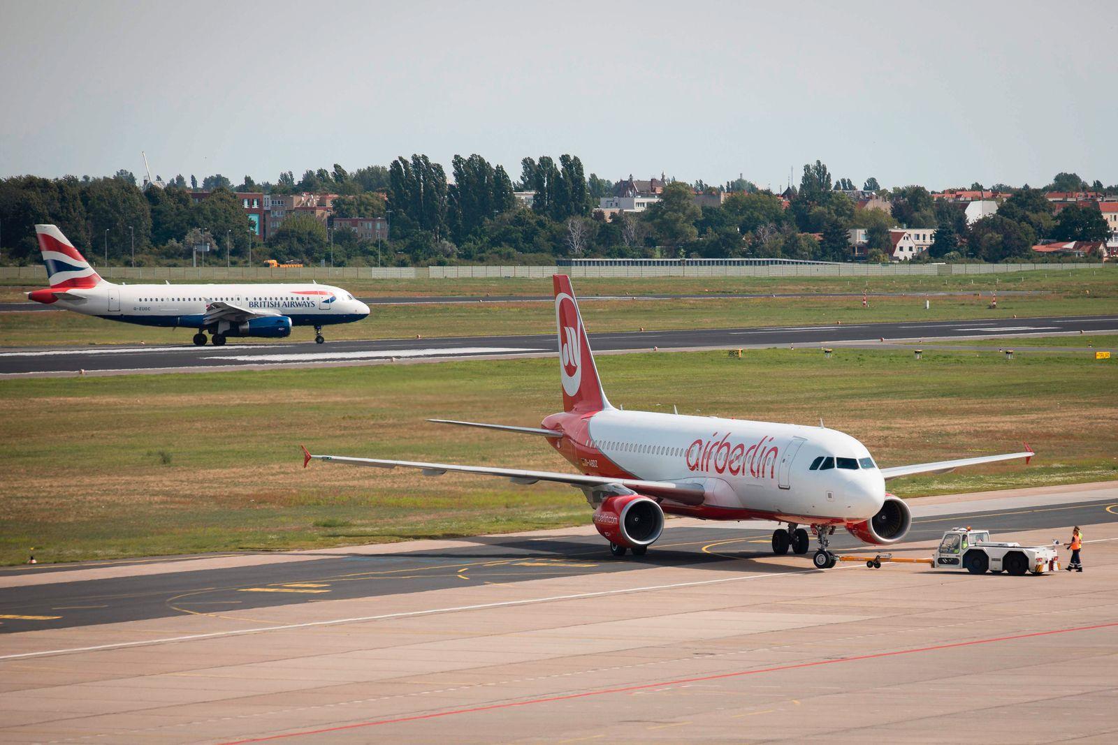 GERMANY-AIRPORT-TEGEL