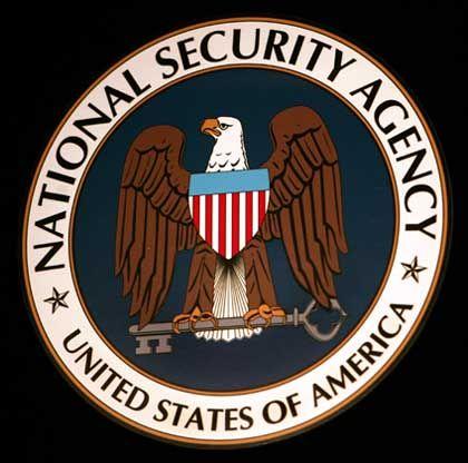 NSA-Wappen: Der auf elektronische Überwachung spezialisierte Geheimdienst der Amerikaner schnüffelt in In- wie Ausland