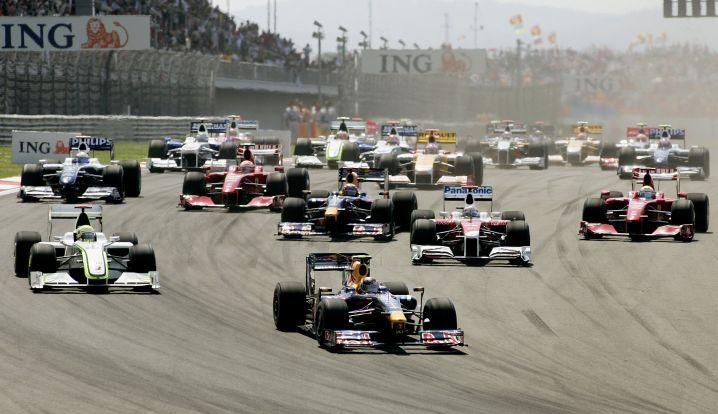 Formel 1 in Istanbul: Spaltung der Rennserie