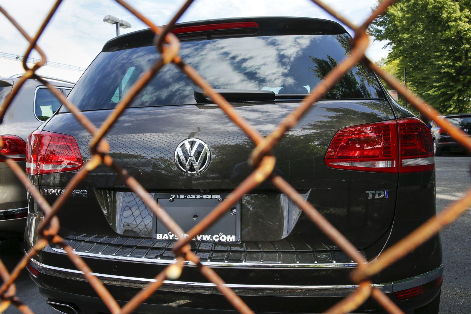VW USA / Deutsche Autos / Export