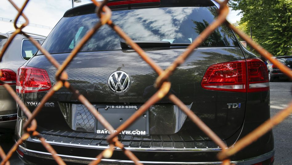 Volkswagen-Händler in New York