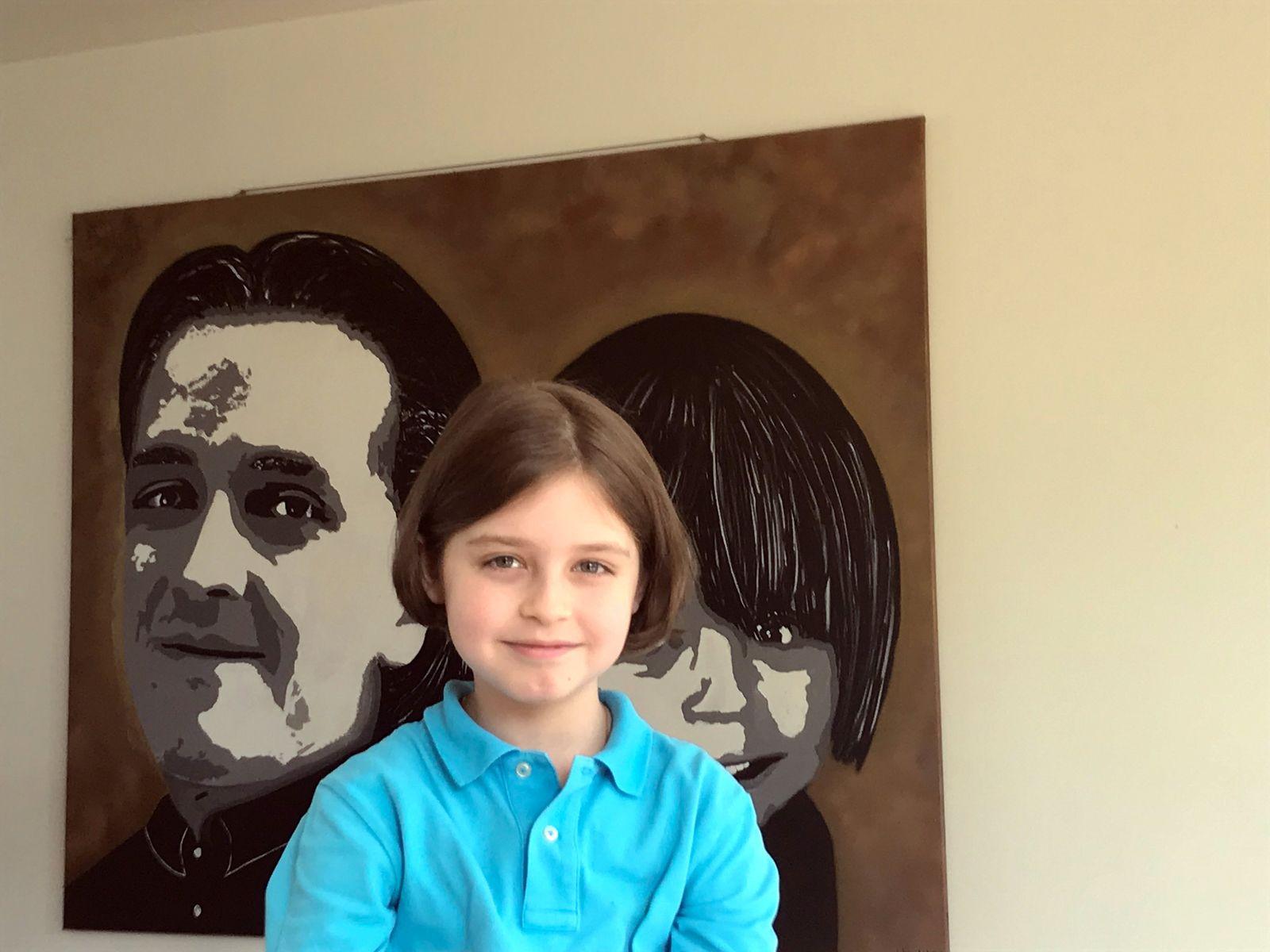 Abi mit acht: Wunderkind Laurent