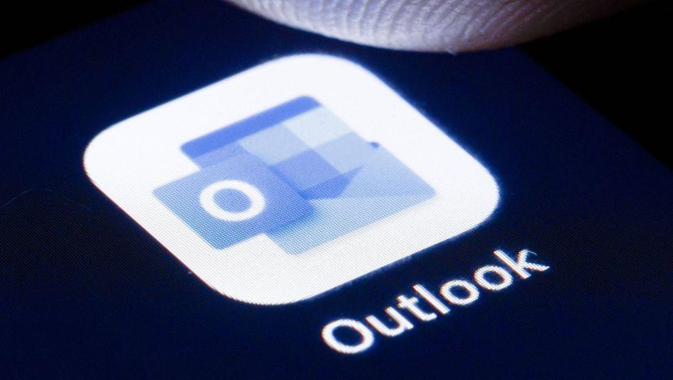 Microsoft-Software Outlook: Im Visier von Kriminellen