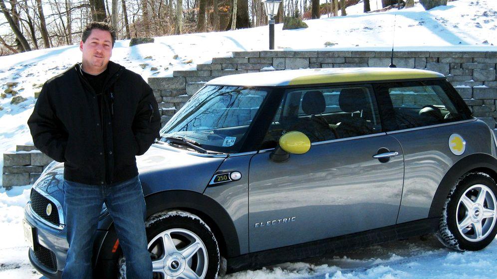 E-Auto-Rekord: Härtetest für den Akku-mini