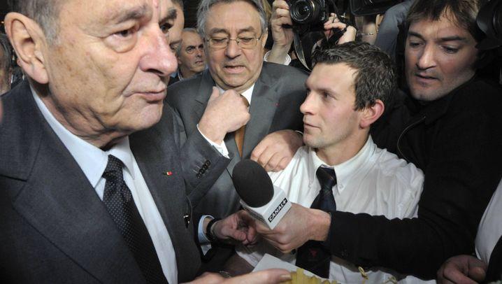 Frankreich: Präzedenzfall Chirac