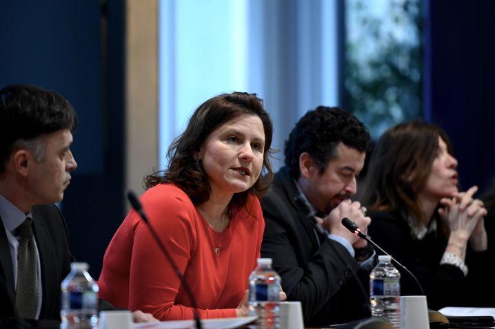 Sportministerin Roxana Maracineanu plant noch mit der Tour