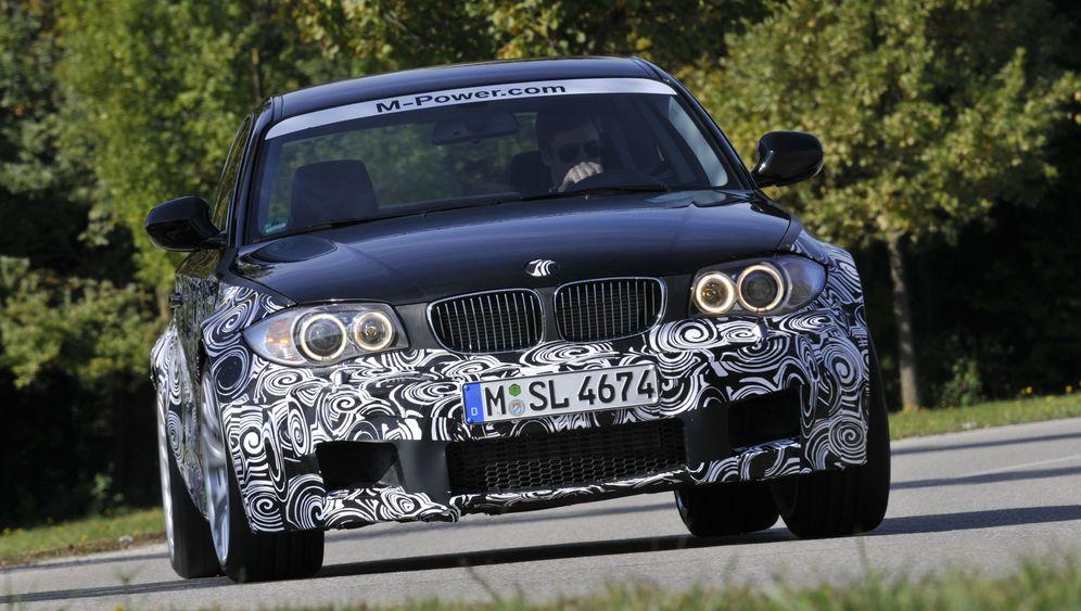 BMW 1er M Coupé: Karacho in klein