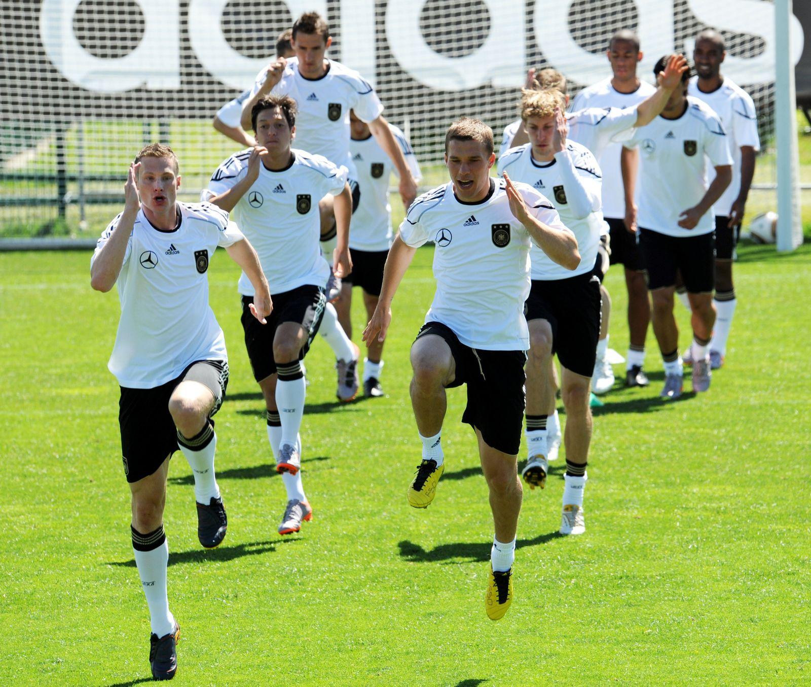 DFB-Trainingslager in Südtirol