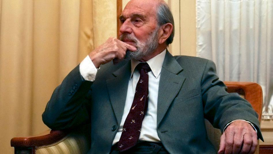 Der ehemalige Spion George Blake ist im Alter von 98 Jahren gestorben