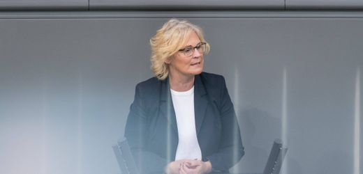 Christine Lambrecht: SPD-Politikerin kandidiert nicht mehr für den Bundestag