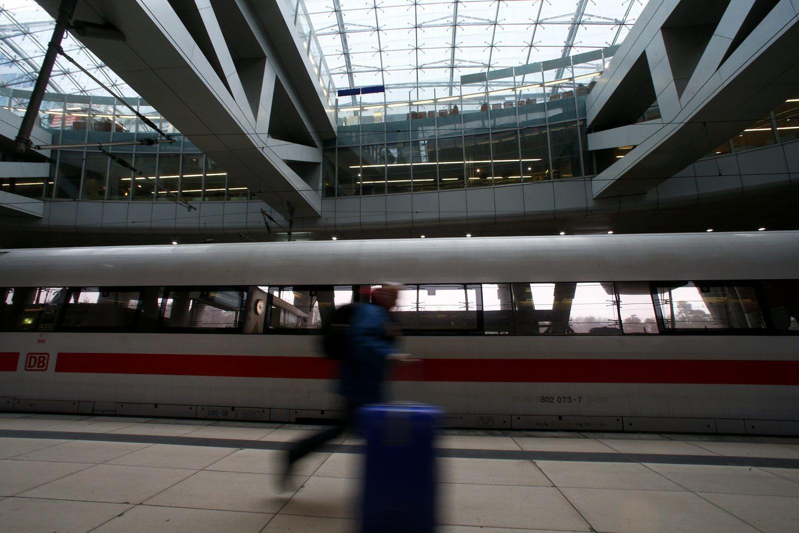 GERMANY-RAILWAYS/