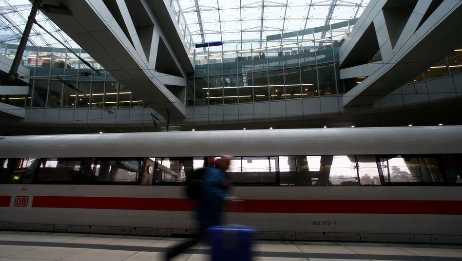 Deutscher Bahnhof: Bisher kein Streik der GDL