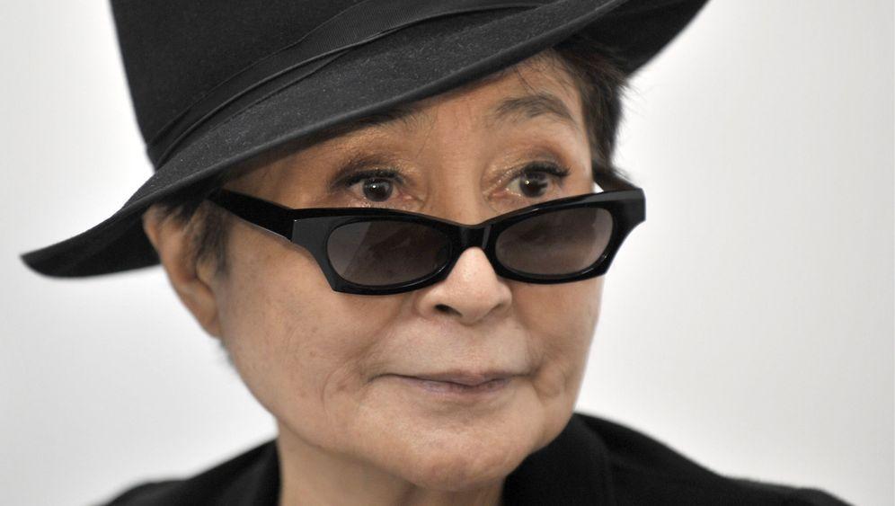 Yoko Ono wird 80: Wir alle können Kunst