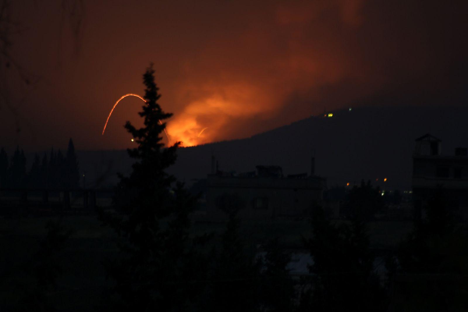 MIDEAST-CRISIS/SYRIA-BASES