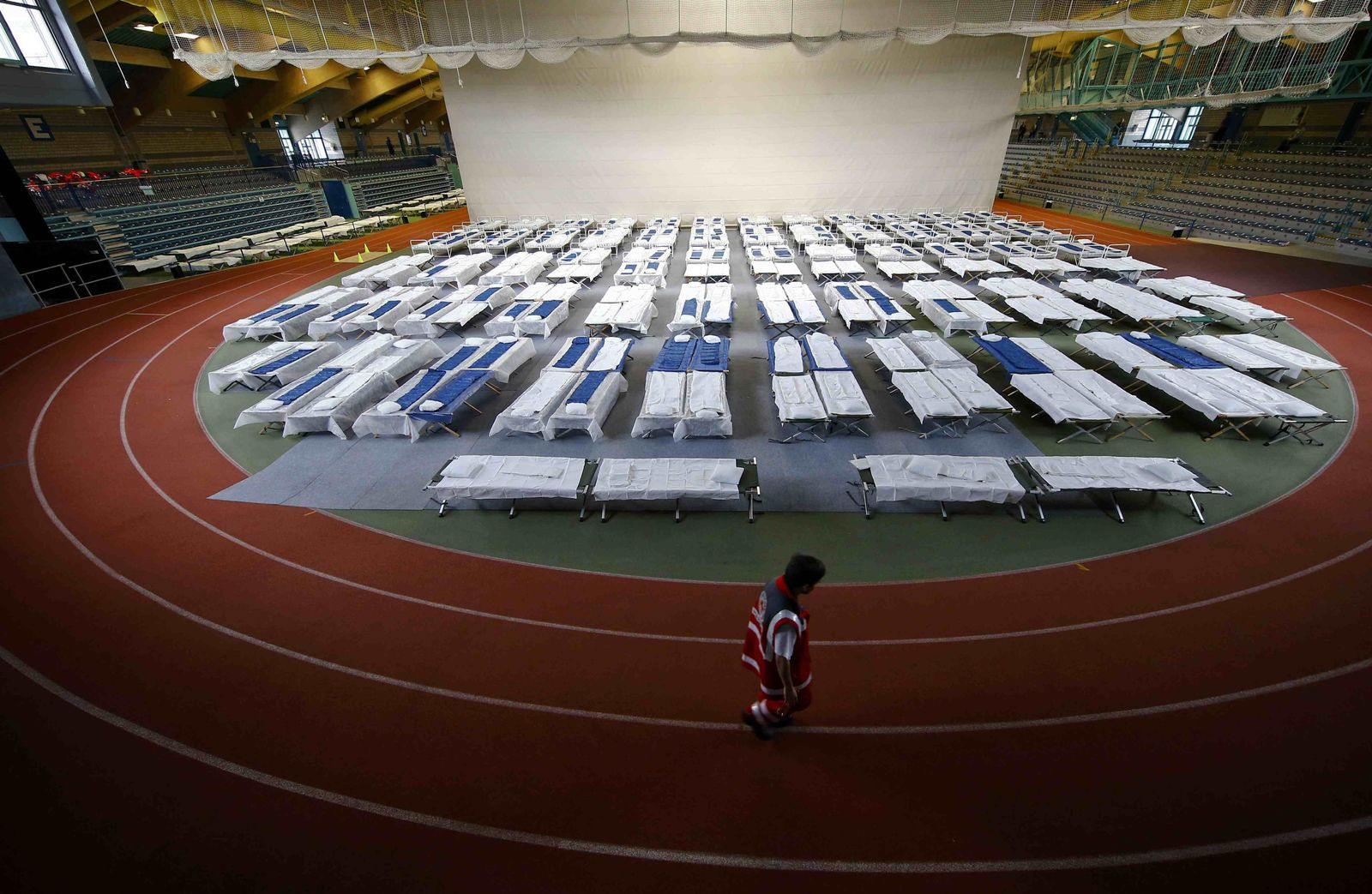 Flüchtlinge/ Hanau/ Unterkunft