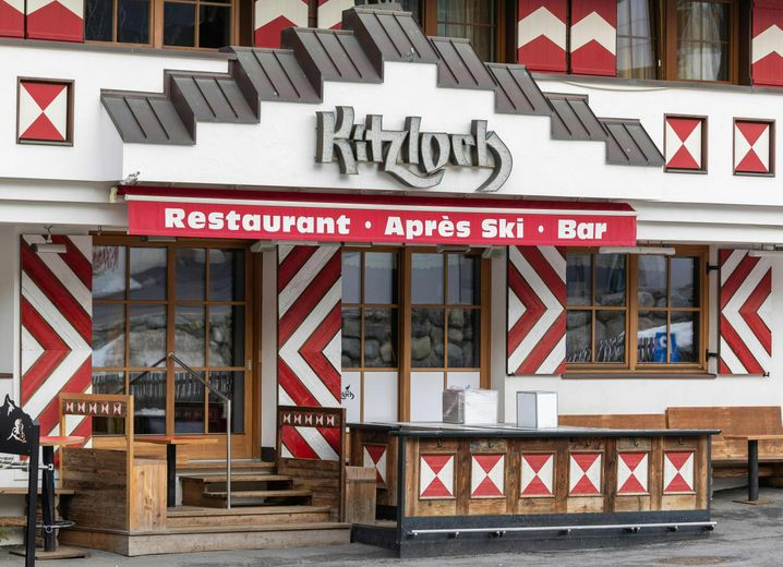 """Das Kitzloch wurde zum """"Ground Zero"""" der Tiroler Corona-Pandemie"""